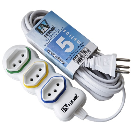 extensao-eletrica-tripolar-3-tomadas-serie-fk-855t